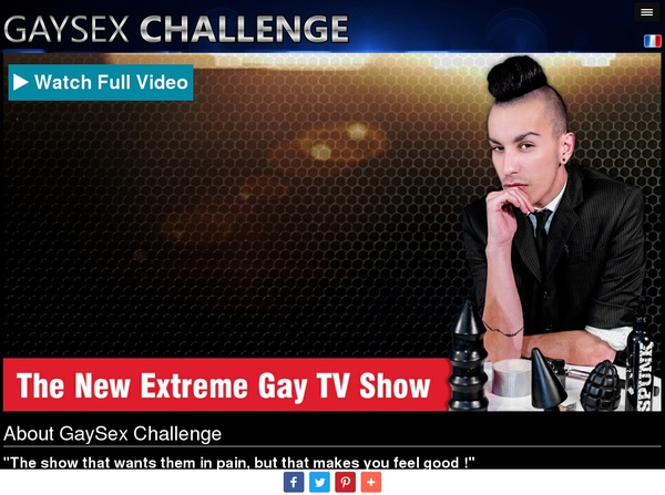 Gaysexchallenge With Pay Pal