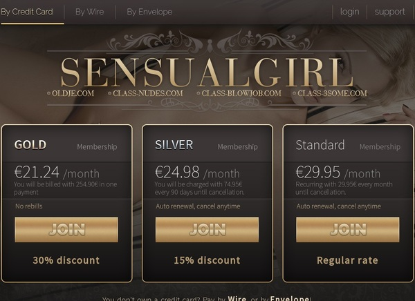 Sensual Girl Special Price