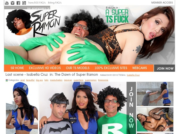 Super Ramon With Paypal