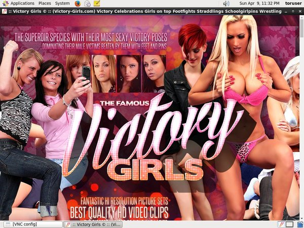 Victory Girls Login Free