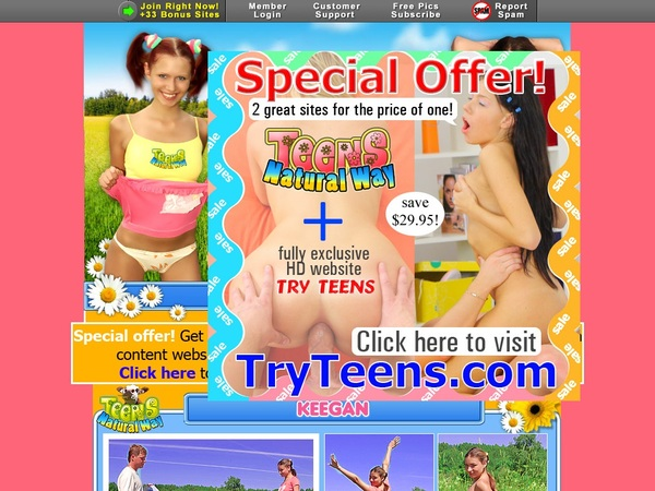 Teens Natural Way Latest