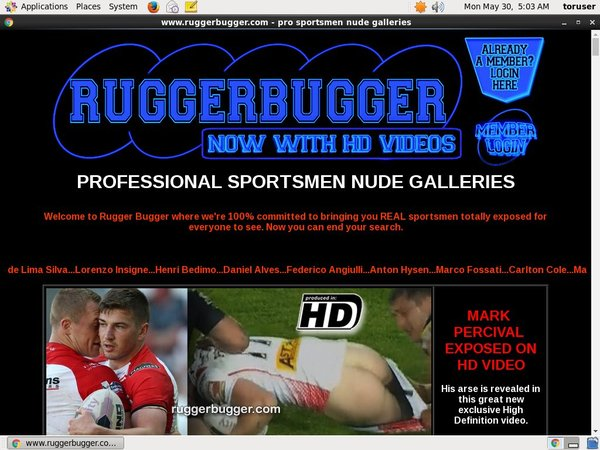 Discount Rugger Bugger Offer