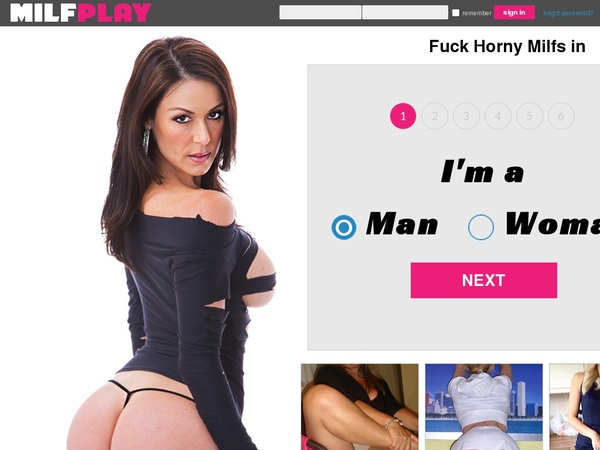 Milf Play Discount Sign Up